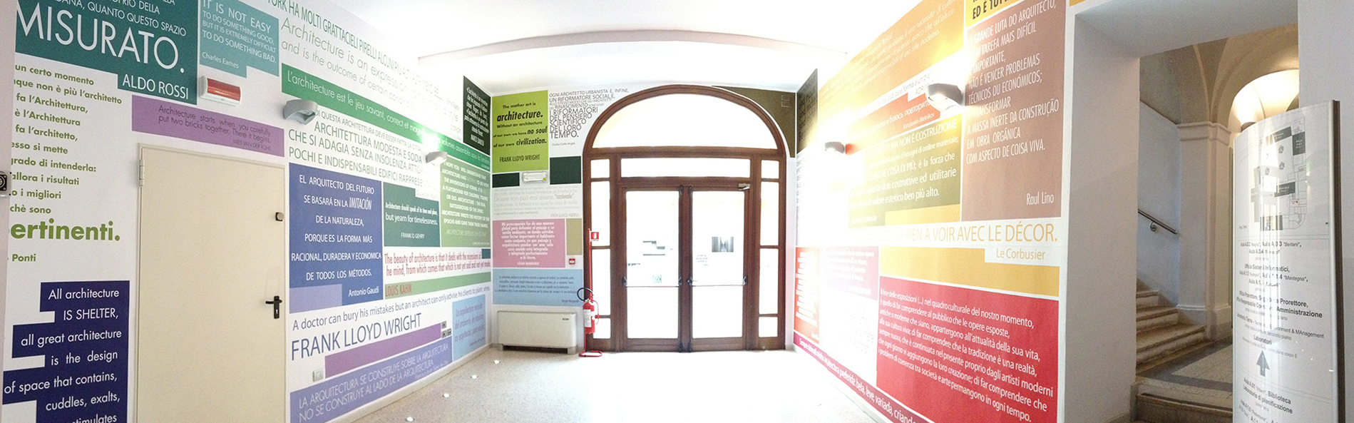 Interior design e 39 nt graphice 39 nt graphic for Interior design politecnico di milano