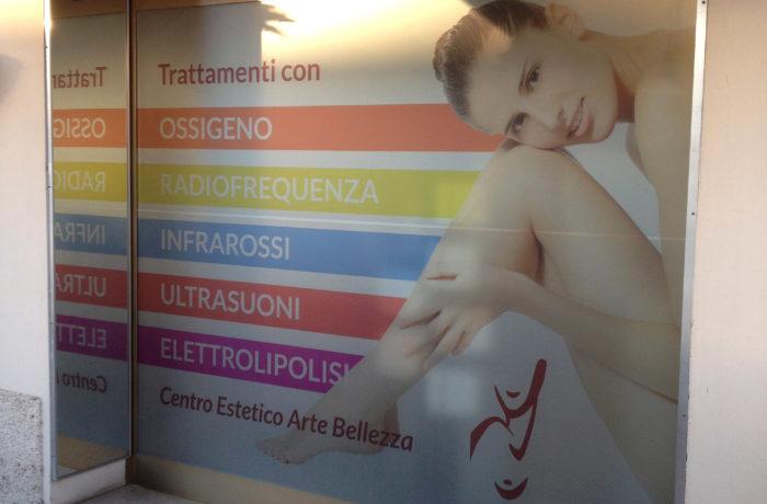Stampa Pellicole Vetrine