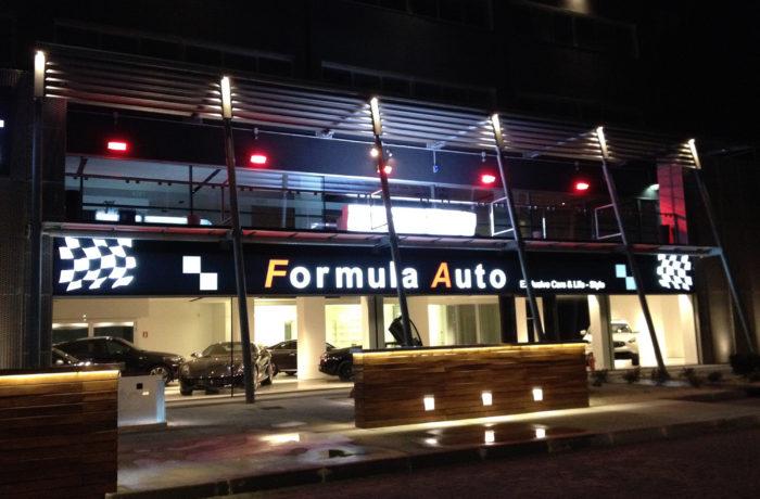 Insegna Formula Auto