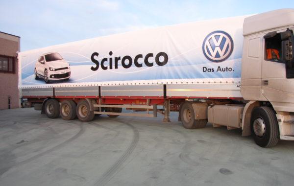 Stampa Telonati Camion